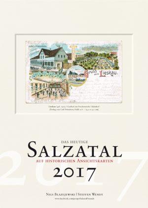 Salzatal auf historischen Postkarten 2017