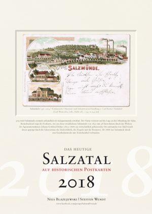 Salzatal auf historischen Postkarten 2018