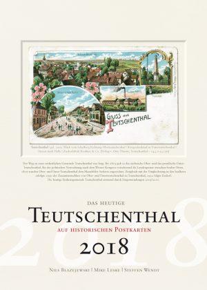 Teutschenthal auf historischen Postkarten 2018