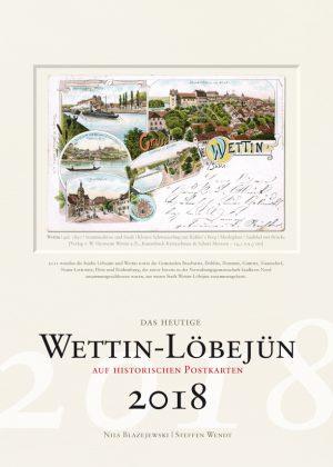 Wettin-Löbejün auf historischen Postkarten 2018