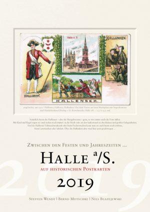 Halle a/S. auf historischen Postkarten 2019 – Feste und Jahreszeiten