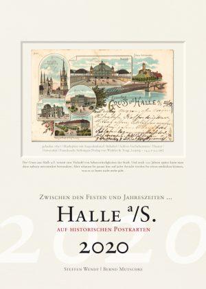 Halle a/S. auf historischen Postkarten 2020 – Feste und Jahreszeiten