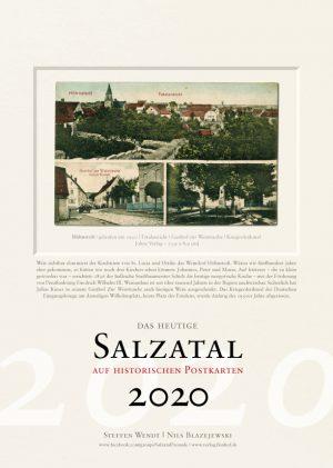 Salzatal auf historischen Postkarten 2020
