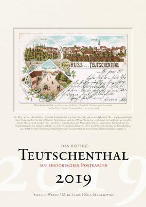Teutschenthal auf historischen Postkarten 2019