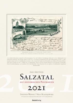 Salzatal auf historischen Postkarten 2021
